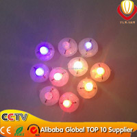 LED items 2*AG3 batteries mini spark led balloon light for wedding & party & festival decoration neon flashing glow in the dark
