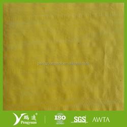 polyethylene plastics double woven fabric fire retardant