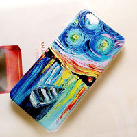 New coming design fashion PC IMD hybrid phone case for iPhone 6S case cover