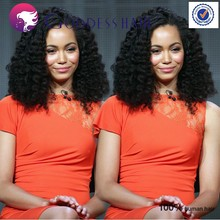 wholesale natural curly wigs glueless full lace/lace front wigs curly 100 indian curly virgin hair high density with baby hair
