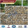 Anti-rust Metal Wire Cages Rock Retaining Wall