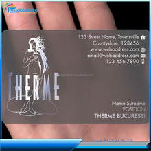 13.56MHZ Printable 1K S50 rfid card With Magnetic Stripe
