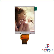 small size 2.7 inch MCU interface car tft lcd module monitor
