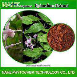 Powder Form and Leaf Part Epimedium Extract on Sale!