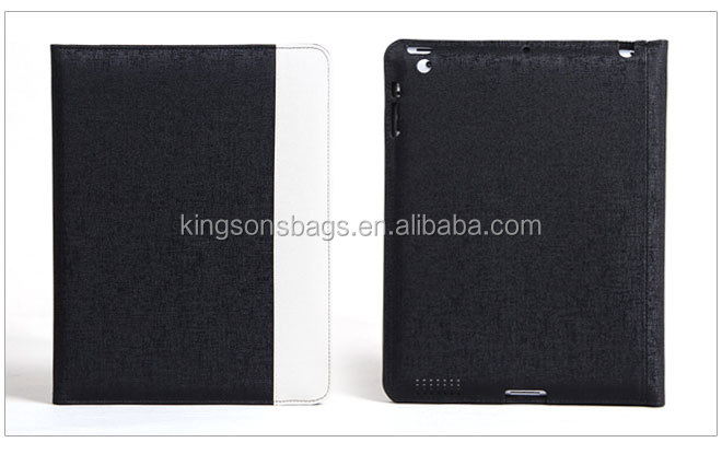 """2014 Kingsons New Arrival For IPAD Case 9.7"""", For IPAD Leather Case For IPAD 2/3//4 Cover"""