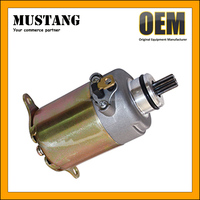 Good Quality GY6 125cc Motorcycle Motor Starter for Scooter Spare Parts