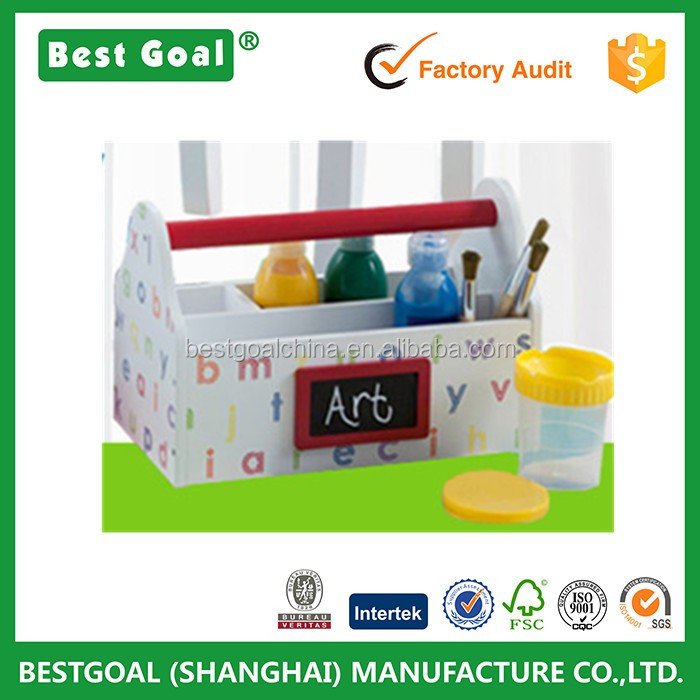 S20918 Art caddy With handles Colorful letters design wooden toy storage box (2).jpg