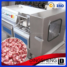 2015 low cost automatic meat cube cutter machine for vegetable and meat