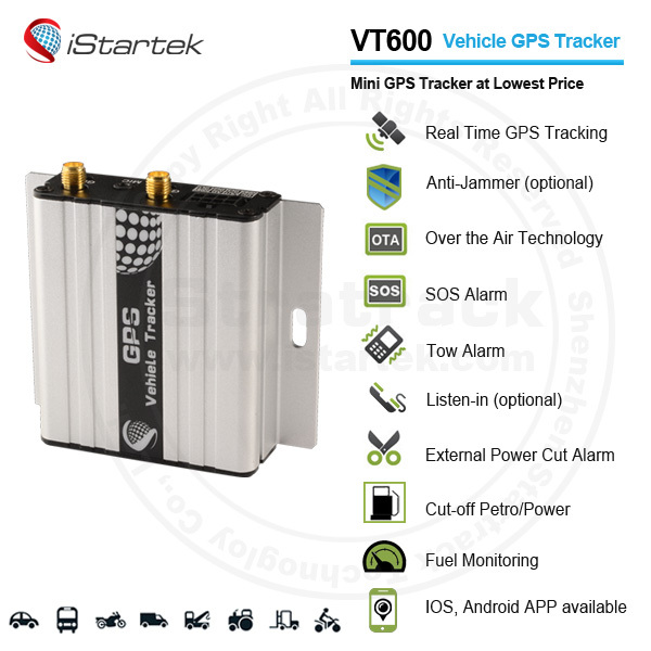 Hotsale Vehicle GPS Car Tracker Manufacturer for GPS Tracker