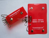 Family good helper pvc key chian