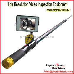 PD-V6DN-A High Resolution vehicle or container security apparatus Inspection Equipment
