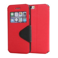 LZB universal flip pu leather phone cover for Micromax Unite 3 Q372