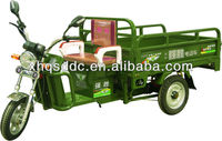 rickshaw with three doors opened electric tricycle for cargo electric tricycle