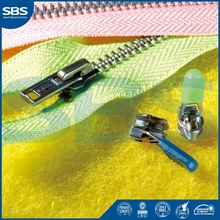 locking zipper slider pull SBS Zipper V5874-7295