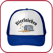 Funny Oktoberfest I'd Tap That Gift Mesh Hats PGC-0336