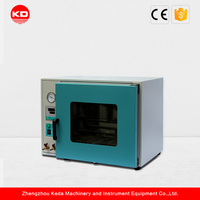 <KEDA> Small Table Model Lab Vacuum Dryer Ovens for Drying