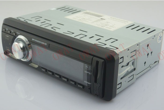 Автомагнитола 12V 4 * 50W 1 Din Universalgood USB MP3 USB/sd/mmc, MP3