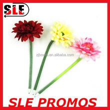 2015 hot sale novelty promotion pot flower pen