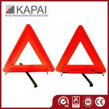 Resistant Car Warning Triangle For Emergency Automotive LED