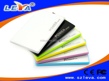 Portable Power bank Smart Power Bank 2200mah Power Bank Charger with Factory Price for All Brand Phones
