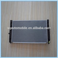 aluminio de alta calidad del coche radiador auto proveedor de china