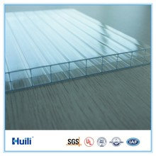 2014 Hot sale Polycarbonate Roofing Sheet all new raw material