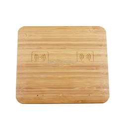 Bamboo QI Wireless Charger For Galaxy Note 1