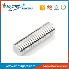 Long Term Business Magnet Factory Neodymium Cylinder N35 Magnet Supplier
