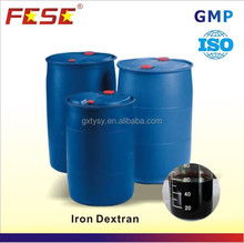 Animal medicine iron dextran solution hcg injection