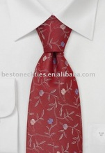 Woven Jacquard Polyester Tie