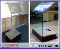 """usb interactive touch foil film through glass/ Capacitive touch film through glass size from 17"""" To 116"""""""
