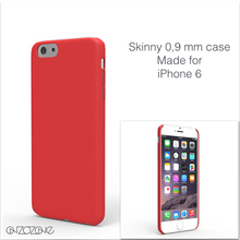 Classic stylish skinny phone back cover for iPhone 6
