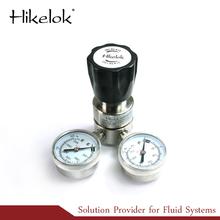 Brass nitrogen pressure regulator 3000 psi compressed air pressure regulator