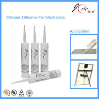 silicone adhesive for led bonding