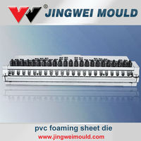 plastic mould for pvc foam board moulded panels pvc foam board