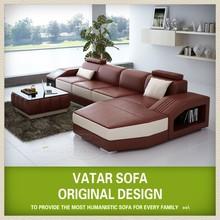 2015 venta caliente brillante muebles de color H2204C