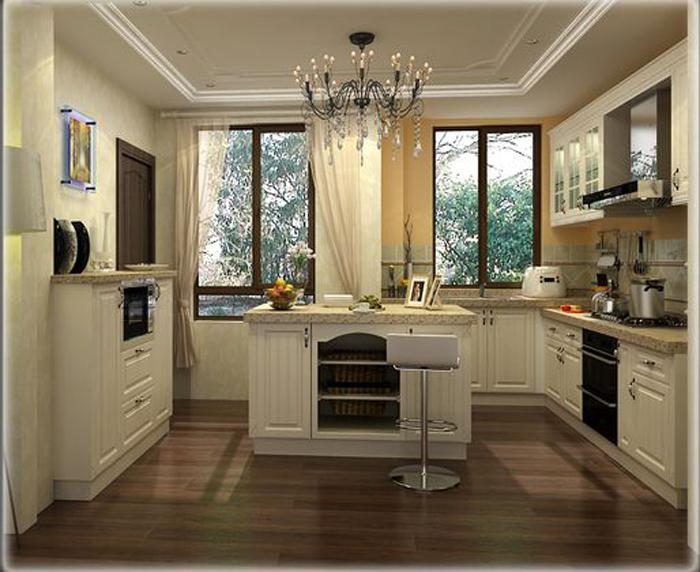 Kitchen Cabinet/modern Kitchen Cabinets Design/pvc Kitchen ...