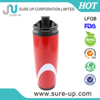 Decorations silicone empty plastic water bottles wholesale on sale(MPUB)