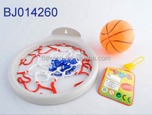 Funny sport toy for kid plastic basketball hoop