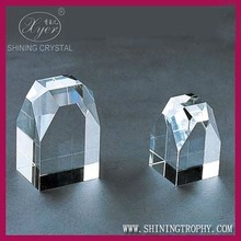 PuJiang Factory K9 Blank Crystal For Laser Engraving