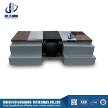 25-75mm recessed design elastic floor expansion joint rubber