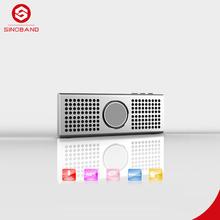 Mini Portable Bluetooth Speaker, aluminium alloy speaker, super woofer big sound bluetooth speaker