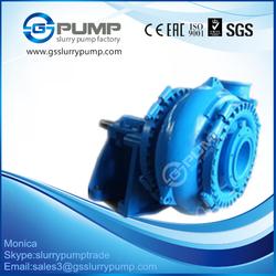 Brand new marine belt driven sand gravel pump with reasonable price