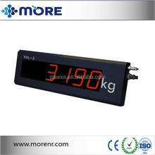 portable LED digital weighing scale scoreboard for sale/used scoreboard for sale