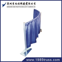 innovation system pipe and drape aluminum portable party pipe and drape