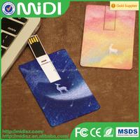 hot sale credit card usb flash drive, flash drive modem 1gb 2gb 4gb 8gb 16gb 32gb 64gb, custom usb