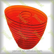 modern simple style vase crystal