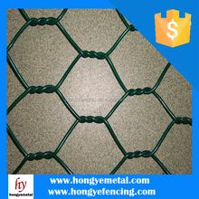 Decorative PVC Coated Rabbit Cage Hexagonal Chicken Wire Mesh