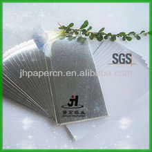 factory supply aluminum foil crepe paper