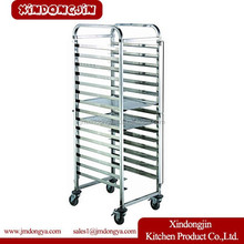 LR-15H pan cake shelf,bakery burger bun cart,bakery trolley rack oven